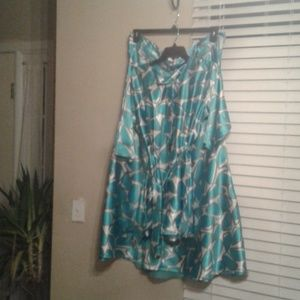 Gorgeous brand new 2 pieces dress